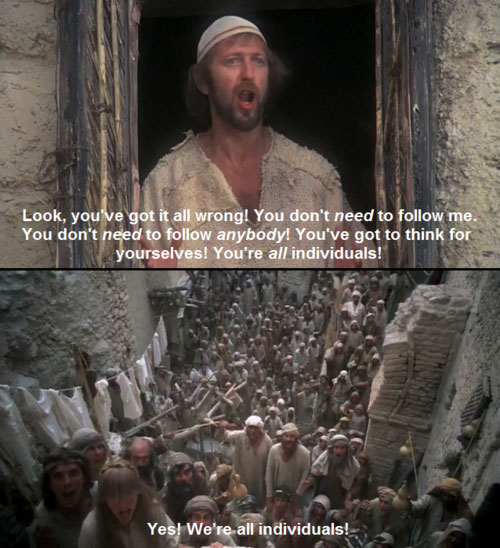 Monty Python's, Life of Brian