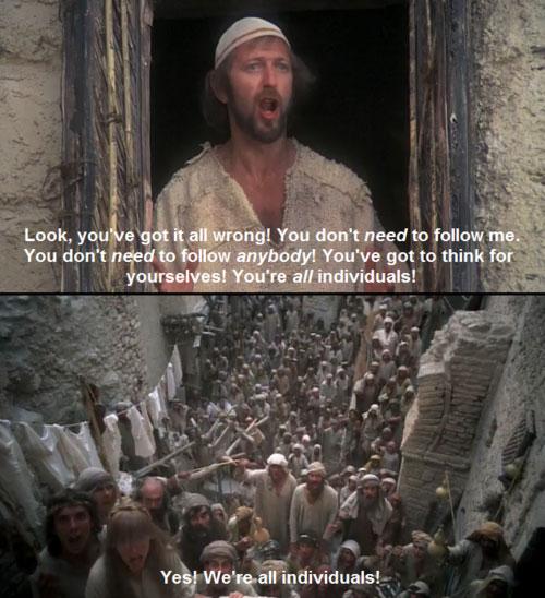Monty Python's, Life of Brian